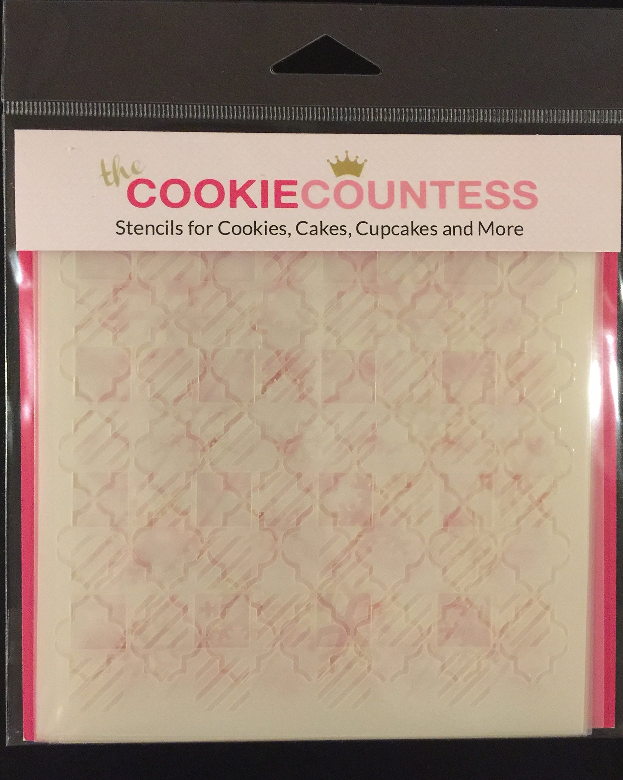 The Cookie Countess Starter Stencil Set 1