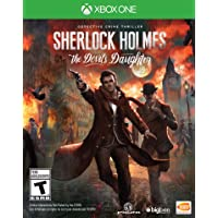 Amazon.com deals on Sherlock Holmes: The Devils Daughter Xbox One