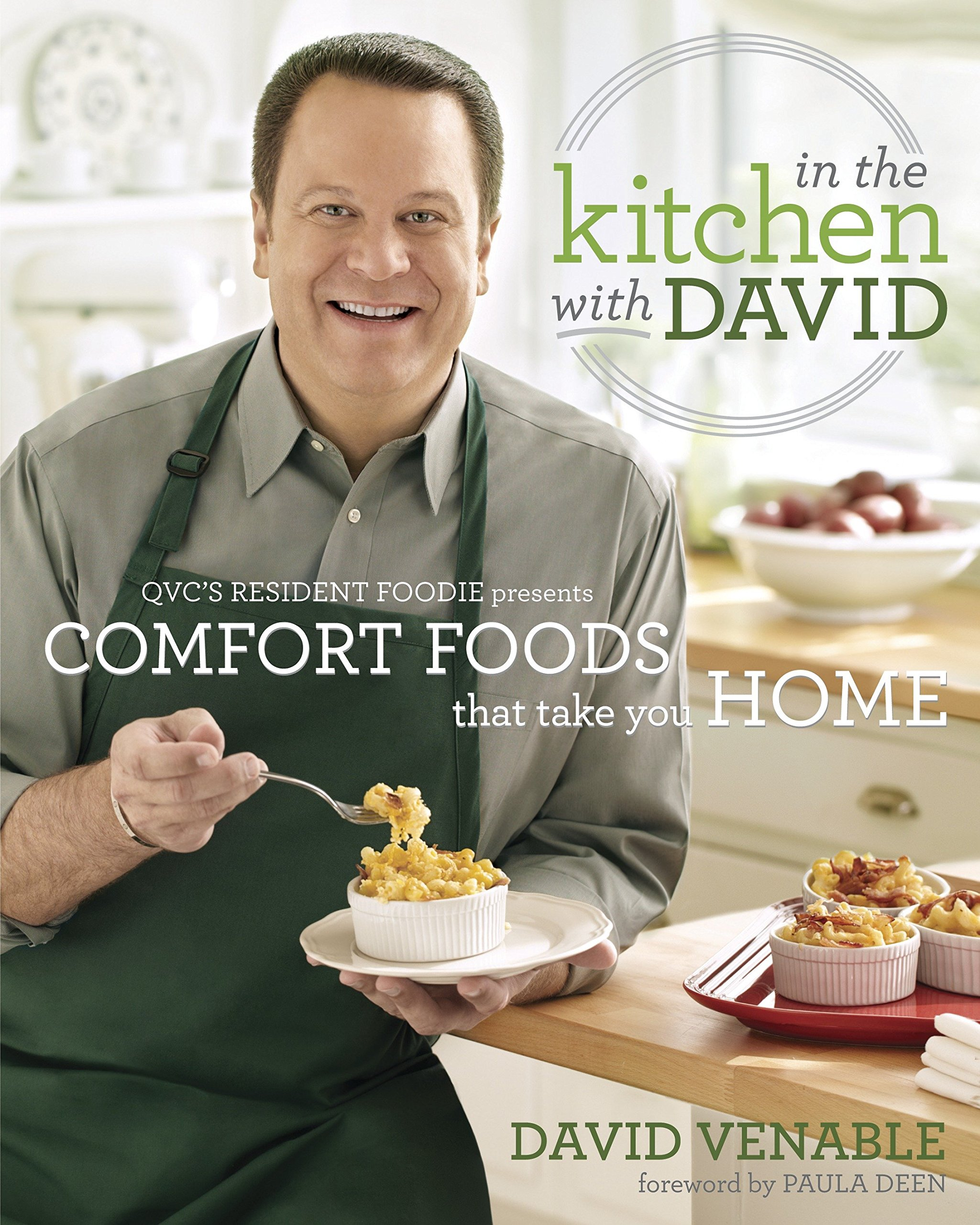 In the Kitchen with David: QVC\'s Resident Foodie Presents ...