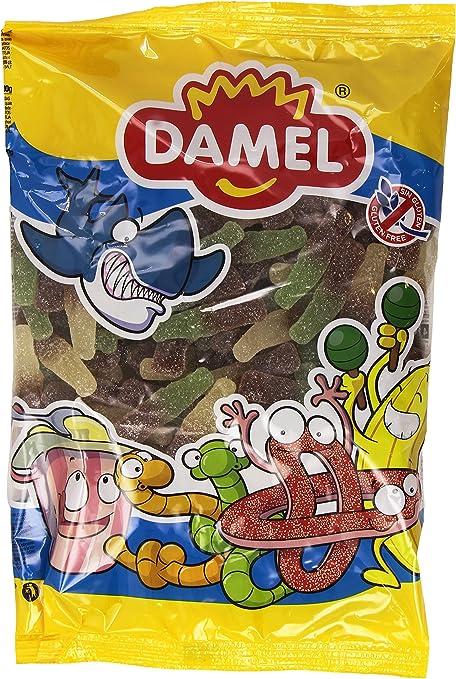 Damel Gominolas con Sabor a Cola - 1 Kg: Amazon.es: Amazon Pantry