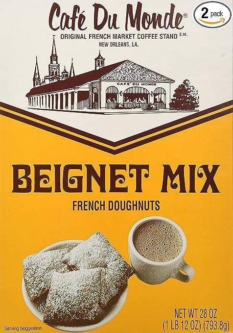 Cafe du Monde Mix Beignet Mix, 28 oz, Gói 2
