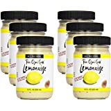 Lemonaise - A Zesty Citrus Mayo - All Natural Lemon Mayonnaise For Sandwich Spreads, Dips, and Dressings - 12 Ounce Jar…