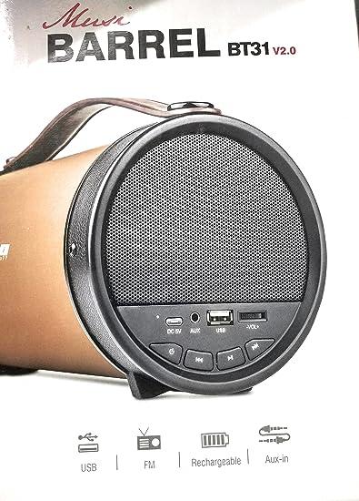 iBall Musi Barrel bt31 Speaker