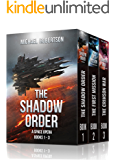 The Shadow Order - Books 1 - 3: A Space Opera