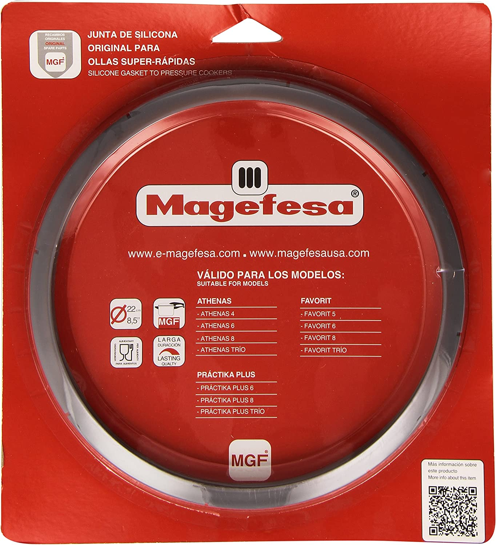 magefesa gasket seal for athens and practika pressure cooker