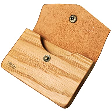 Handmade credit card case wooden business card holder design front handmade credit card case wooden business card holder design front pocket money eco craft leather wallet colourmoves