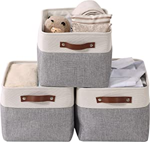 """DECOMOMO Large Foldable Storage Bin 