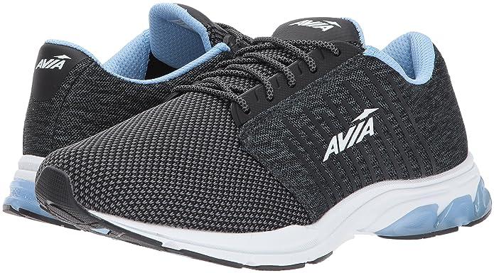 Avia AVI-zeal - Zapatillas de Deporte para Mujer, Color Negro, Talla 43 EU: Amazon.es: Zapatos y complementos