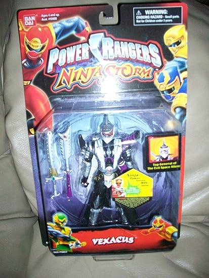 Power Rangers Ninja Storm Evil Space Alien Vexacus MOC NEW RARE