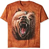 The Mountain Men's Grizzly Growl T-Shirt