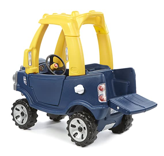 Amazon.com: Little Tikes Cozy Truck and Wacky Wash - Bundle: Toys & Games