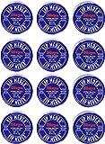 Blistex Lip Medex.25-Ounce (Pack of 12)