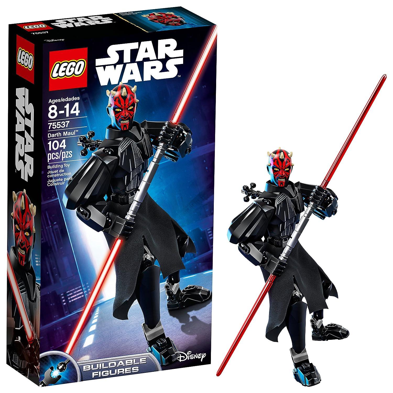 amazon com lego star wars darth maul 75537 building kit 104 piece