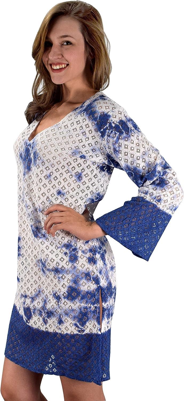 Peach Coral Net Tunic Top Beach Swim Pool Suit Cover Up  Summer  Crochet Handmade