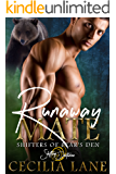 Runaway Mate: A Shifting Destinies Bear Shifter Romance (Shifters of Bear's Den Book 4)