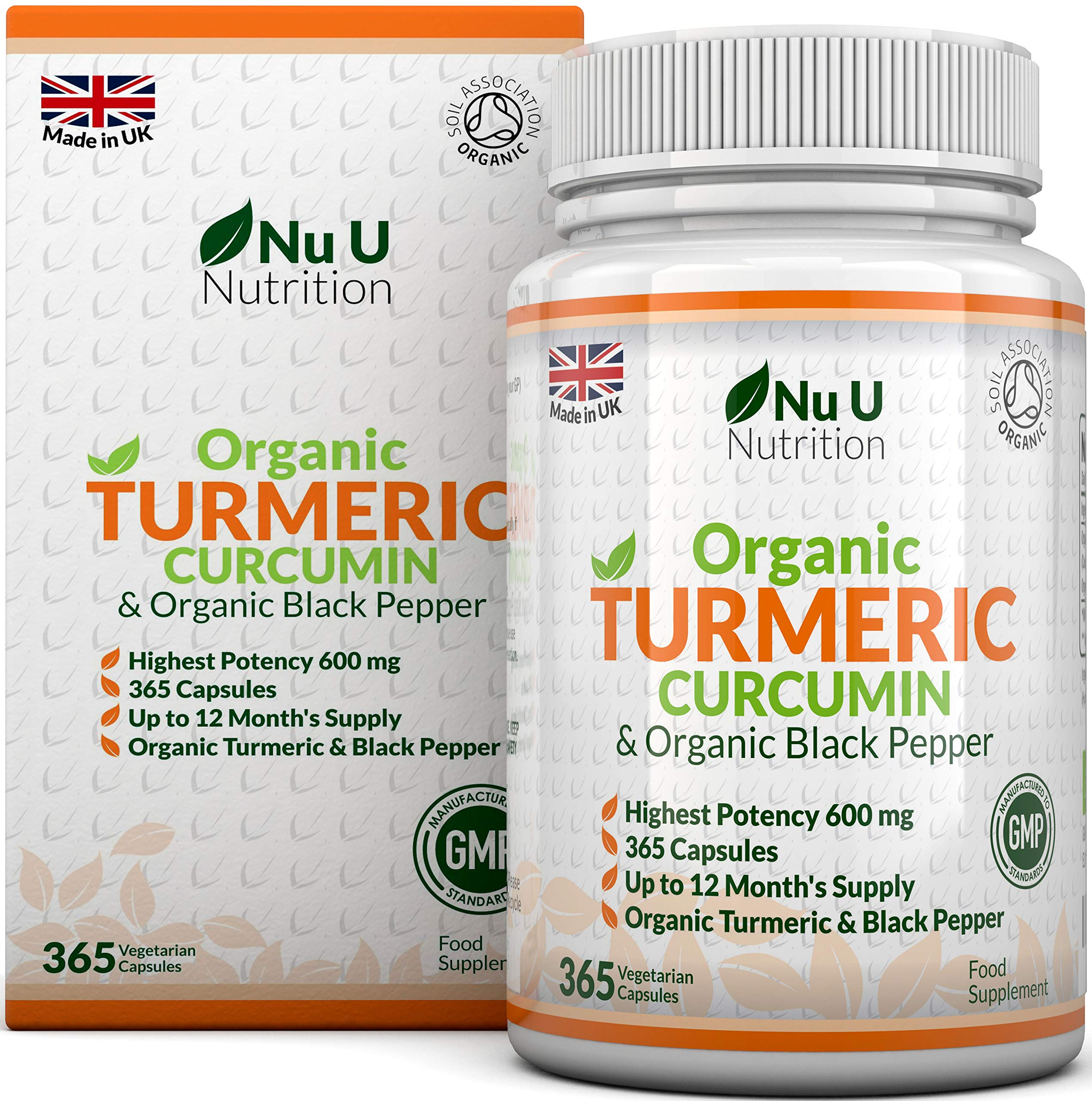 Best Rated in Turmeric Herbal Supplements & Helpful Customer Reviews