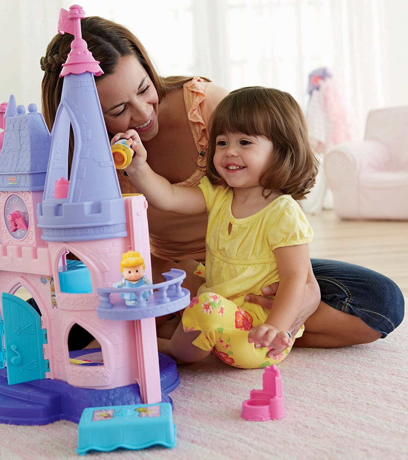 Fisher Price Little People Disney Princess Palace Fisher Price