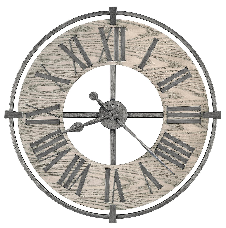 cbd0fd4bf798 Amazon.com: Howard Miller Eli Wall Clock: Sports & Outdoors