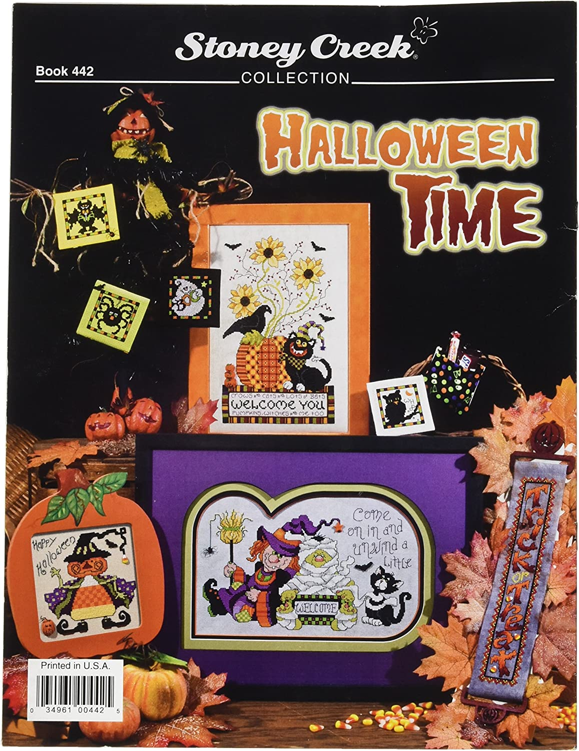 Stoney Creek Halloween Time Book