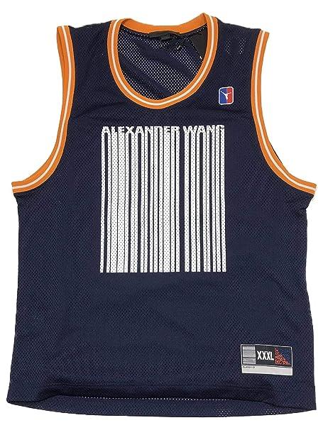 Amazon.com: Alexander Wang - Camiseta de baloncesto para ...