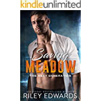 Saving Meadow: A sexy FBI suspense thriller romance (The Next Generation Book 1)