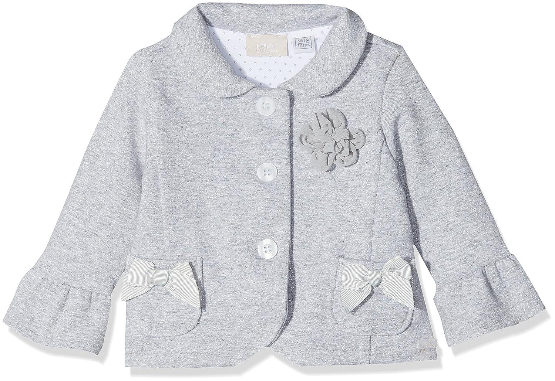 Chicco Baby-Mädchen Strickjacke Grau (Grigio Chiaro 091) 09084319000000