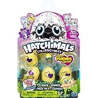 Hatchimals à collectionner 6041341 - Pack de 5 Figurines - Modèles Aléatoires - Saison 3