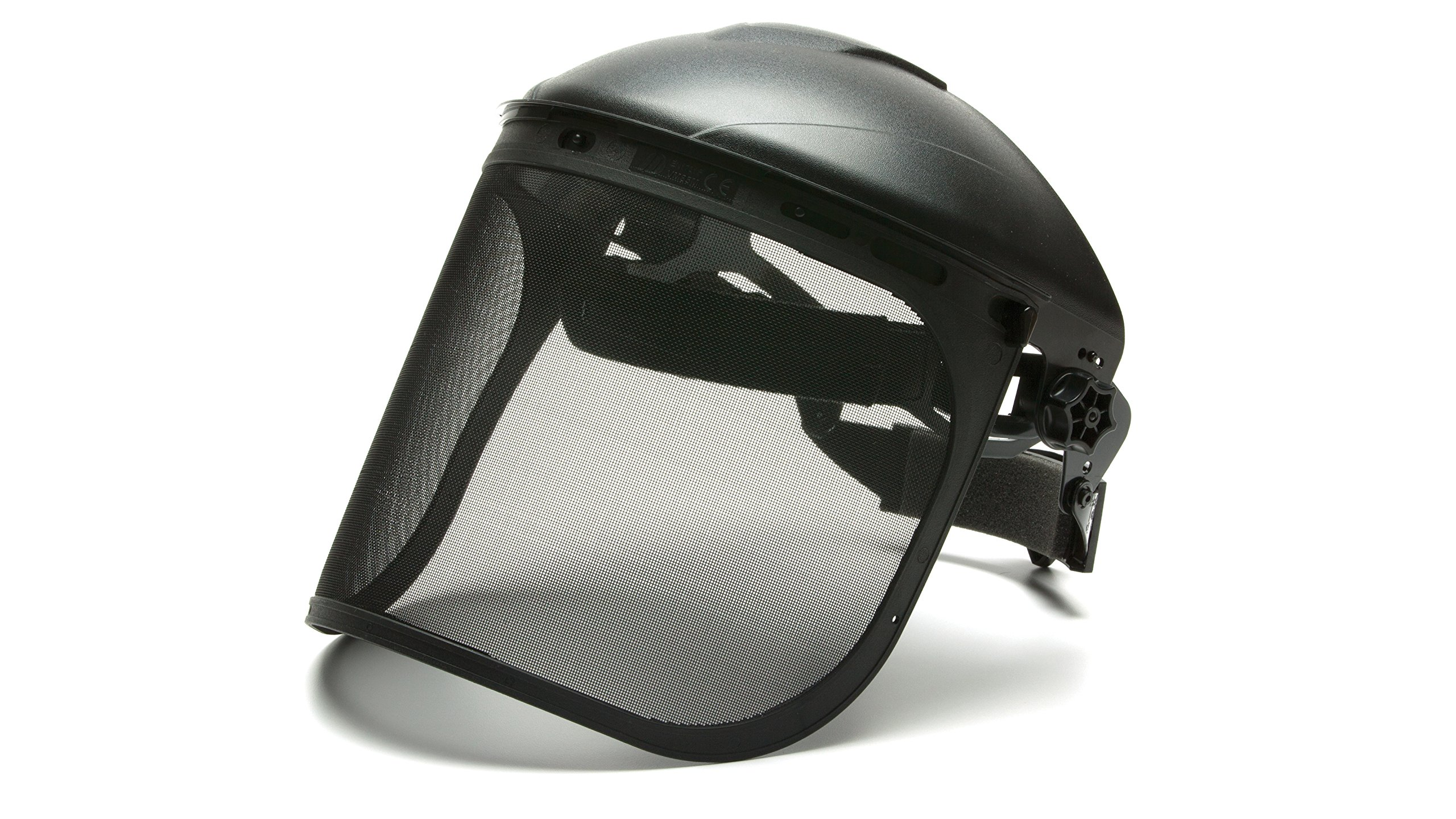 Pyramex S1060 Wire Mesh Face Shield, Steel Mesh Visor
