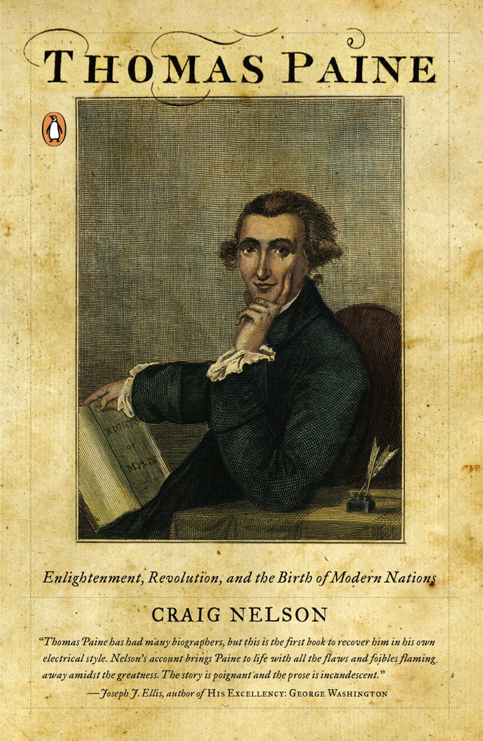 Read Online Thomas Paine: Enlightenment, Revolution, and the Birth of Modern Nations ebook