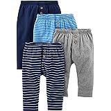 Simple Joys by Carter's Baby 4-Pack Fleece Pants