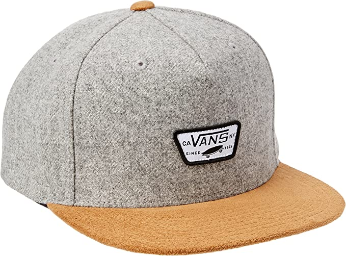 Vans Mini Full Patch Starter Gorra de béisbol, Multicolor (Heather ...