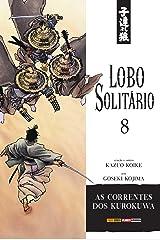 Lobo Solitário - Volume 8 Capa comum