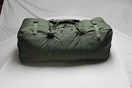 Amazon.com  USGI Improved Sport Duffel Bag Slightly Irregular NSN ... 01e132acde23a