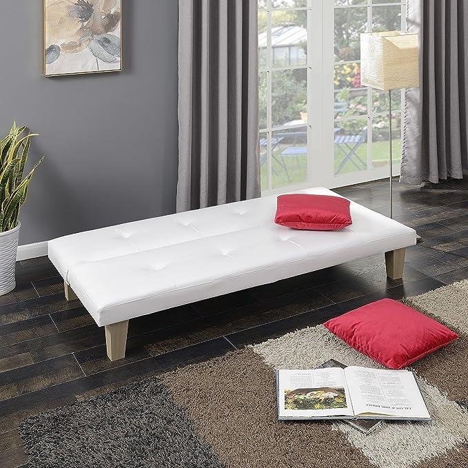Amazon.com: belleze Convertible futón plegable sofá cama ...