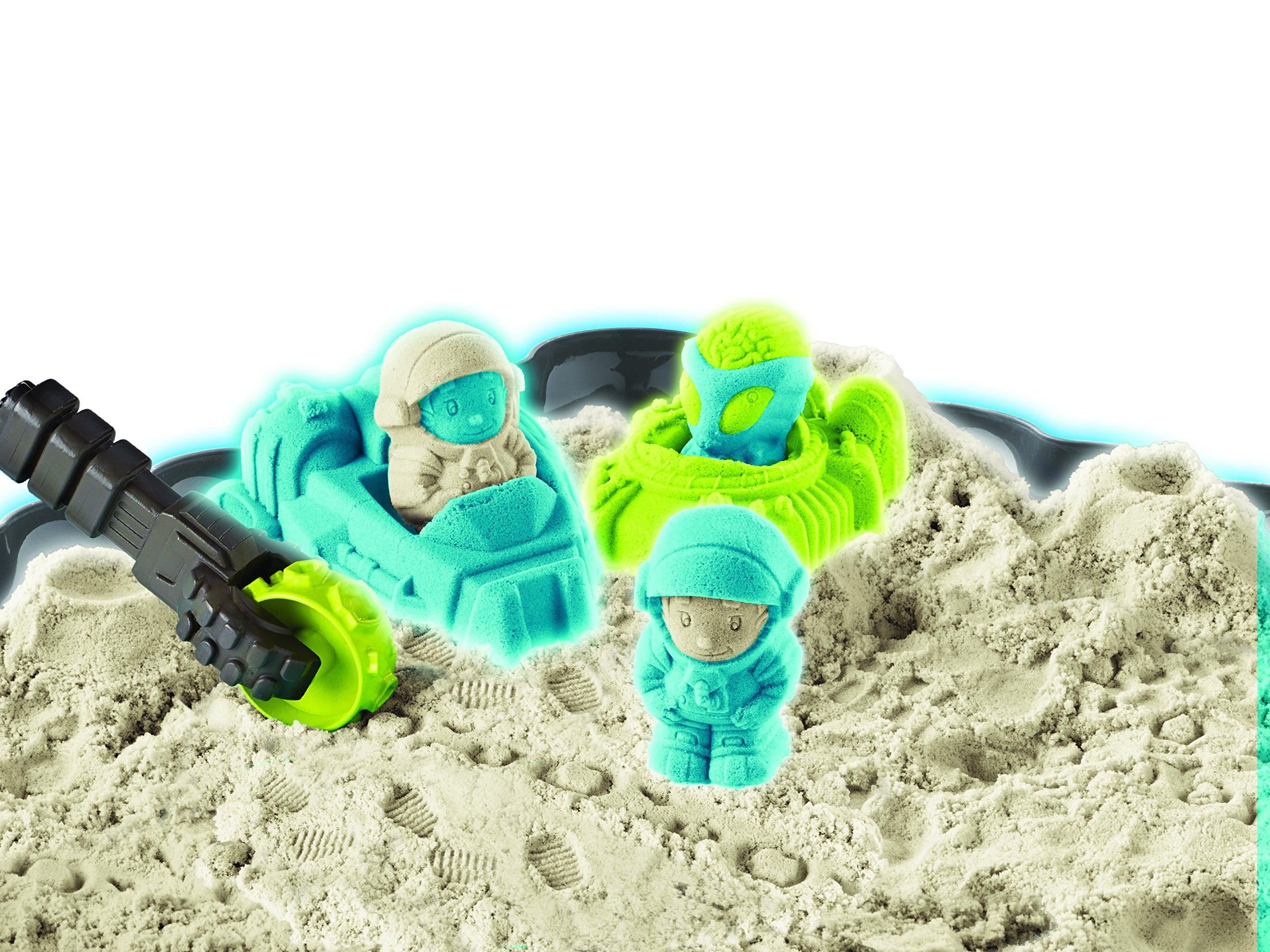 Cra-Z-Art Cra-Z-Sand Glow Sand Space Set Toy by Cra-Z-Art (Image #2)