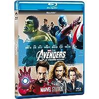 Avengers: Los Vengadores de Marvel [Blu-ray]