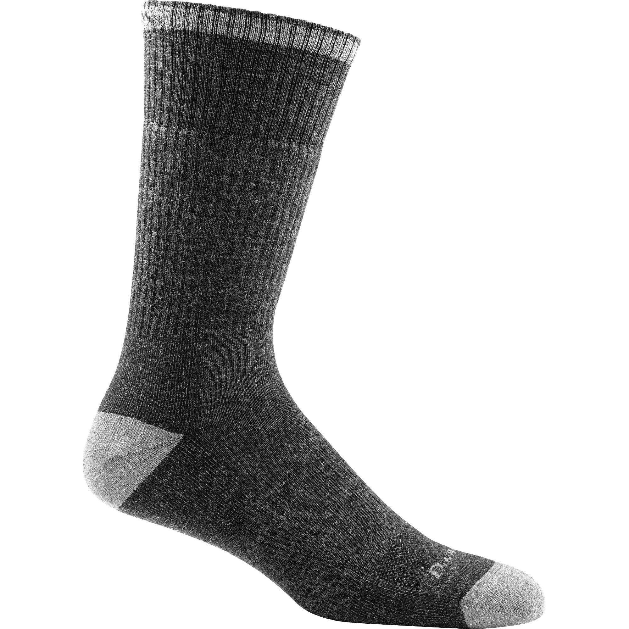 Darn Tough John Henry Boot Cushion Socks - Men's Gravel 2X-Large by Darn Tough