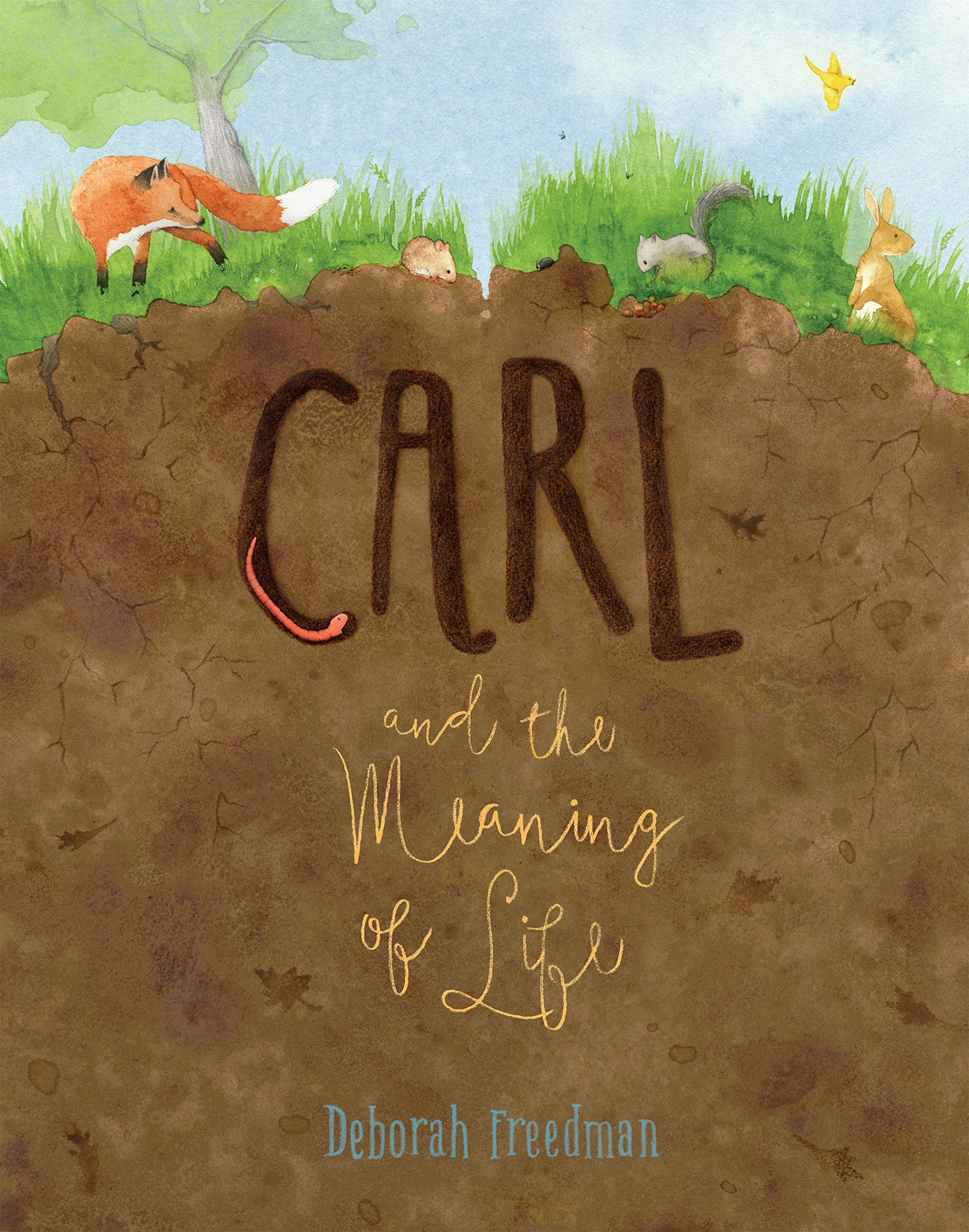 Image result for carl and the meaning of life amazon