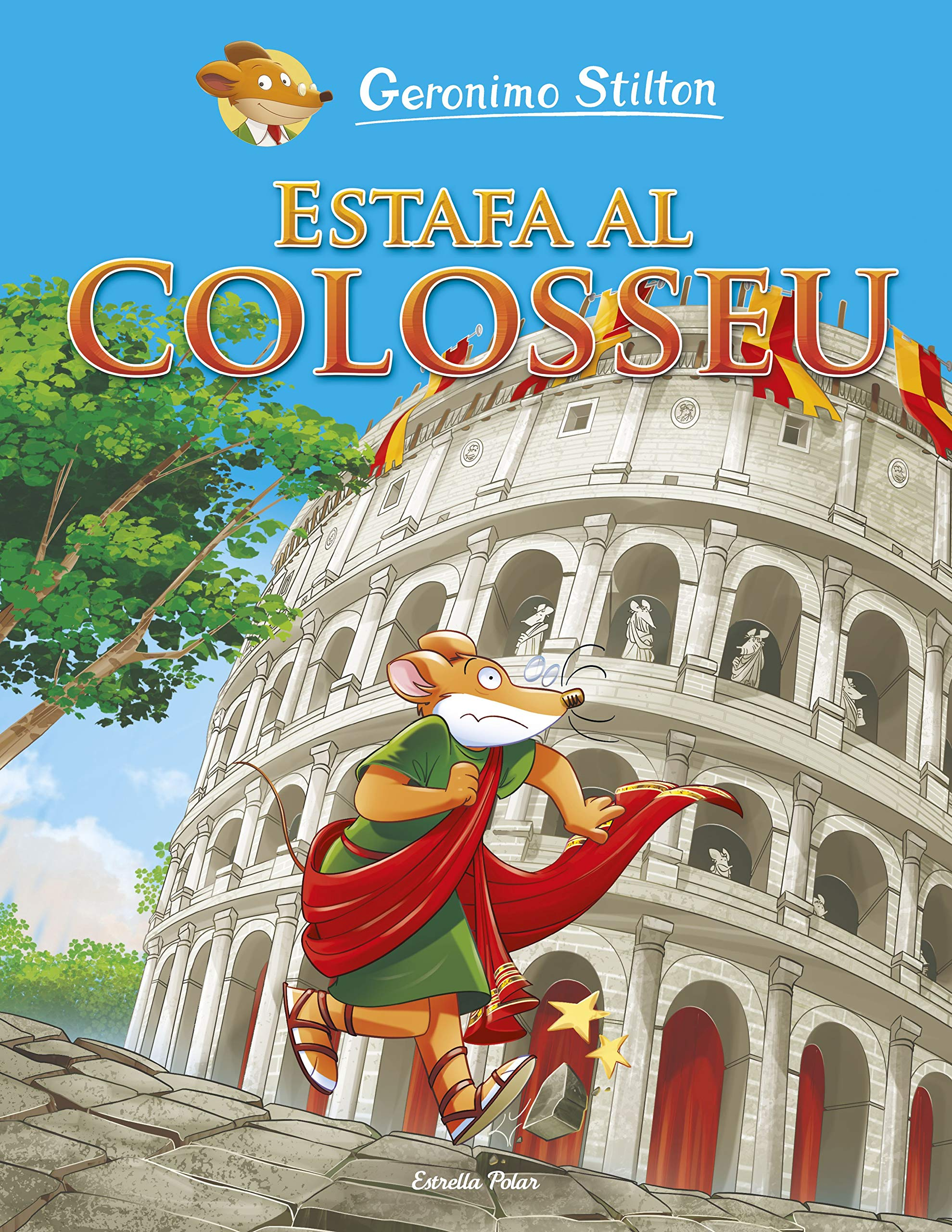 Estafa al Colosseu (Geronimo Stilton): Amazon.es: Stilton ...