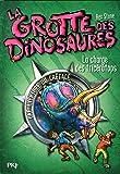 La grotte des dinosaures : La charge des triceratops