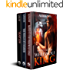 Kings Series Boxed Set: Books 1 - 3: Mated To The Werewolf King, The Warlock's Nemesis and Heartless