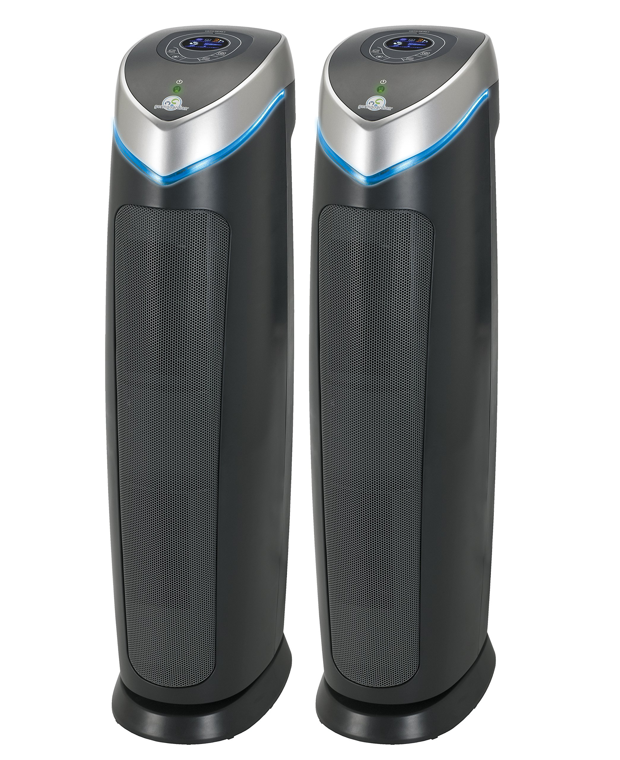 GermGuardian AC5250PT 3-in-1 Air Purifier (2 Pack)