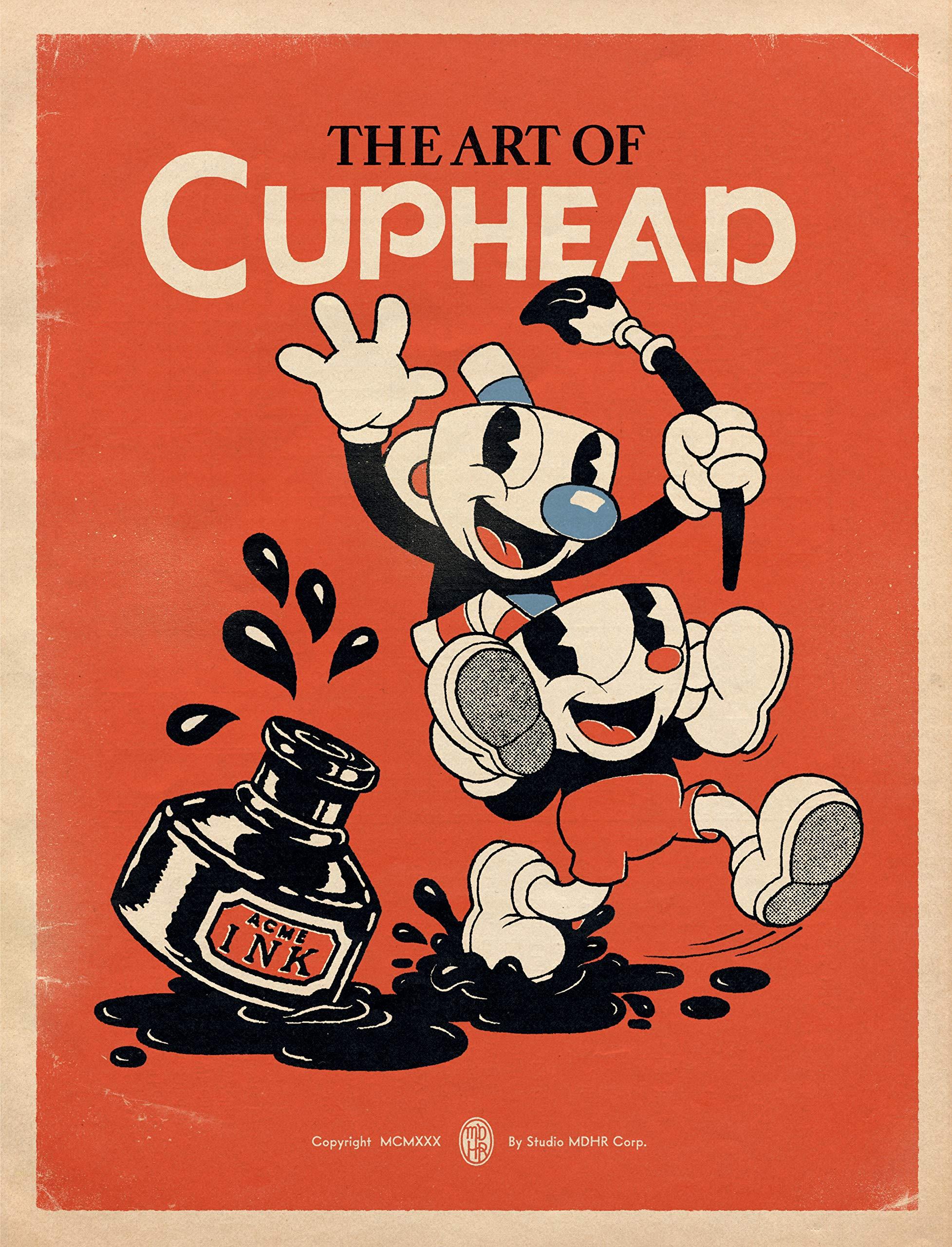 Amazon Com The Art Of Cuphead 9781506713205 Studio Mdhr