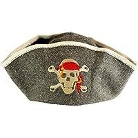 """DIYer - Sombrero para sauna - sombrero motivo""""pirata"""""""