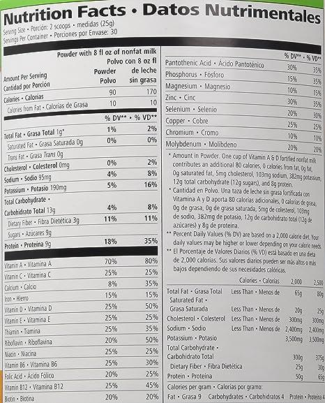 Amazon.com: Herbalife Formula 1 Nutritional Shake Mix, Orange Cream Naranja/Vainilla, 26.4 Ounce: Health & Personal Care