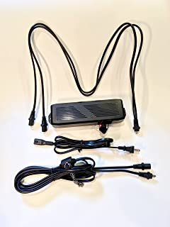Limoss Furniture Power Cord Y Cable Extension Cable and Transformer from Limoss for  sc 1 st  Amazon.com & Amazon.com: Replacement Power Supply and Extension cord- Power ... islam-shia.org