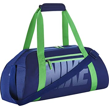 88e1eca7dd Nike Gym Club Sport Bag - Blue  Amazon.co.uk  Sports   Outdoors