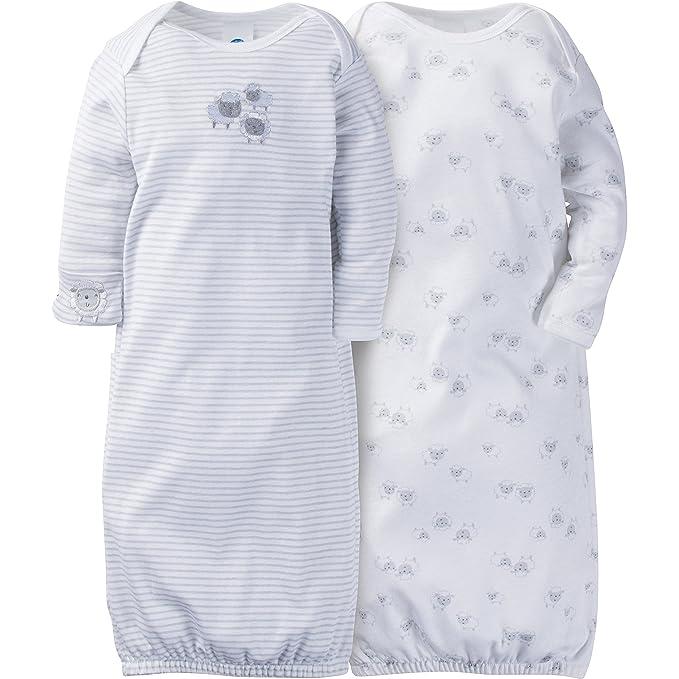 Amazon.com: Gerber Baby - Conjunto de 2 plumas para niña, 0 ...