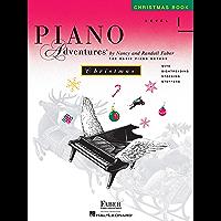 Piano Adventures - Level 1 Christmas Book book cover