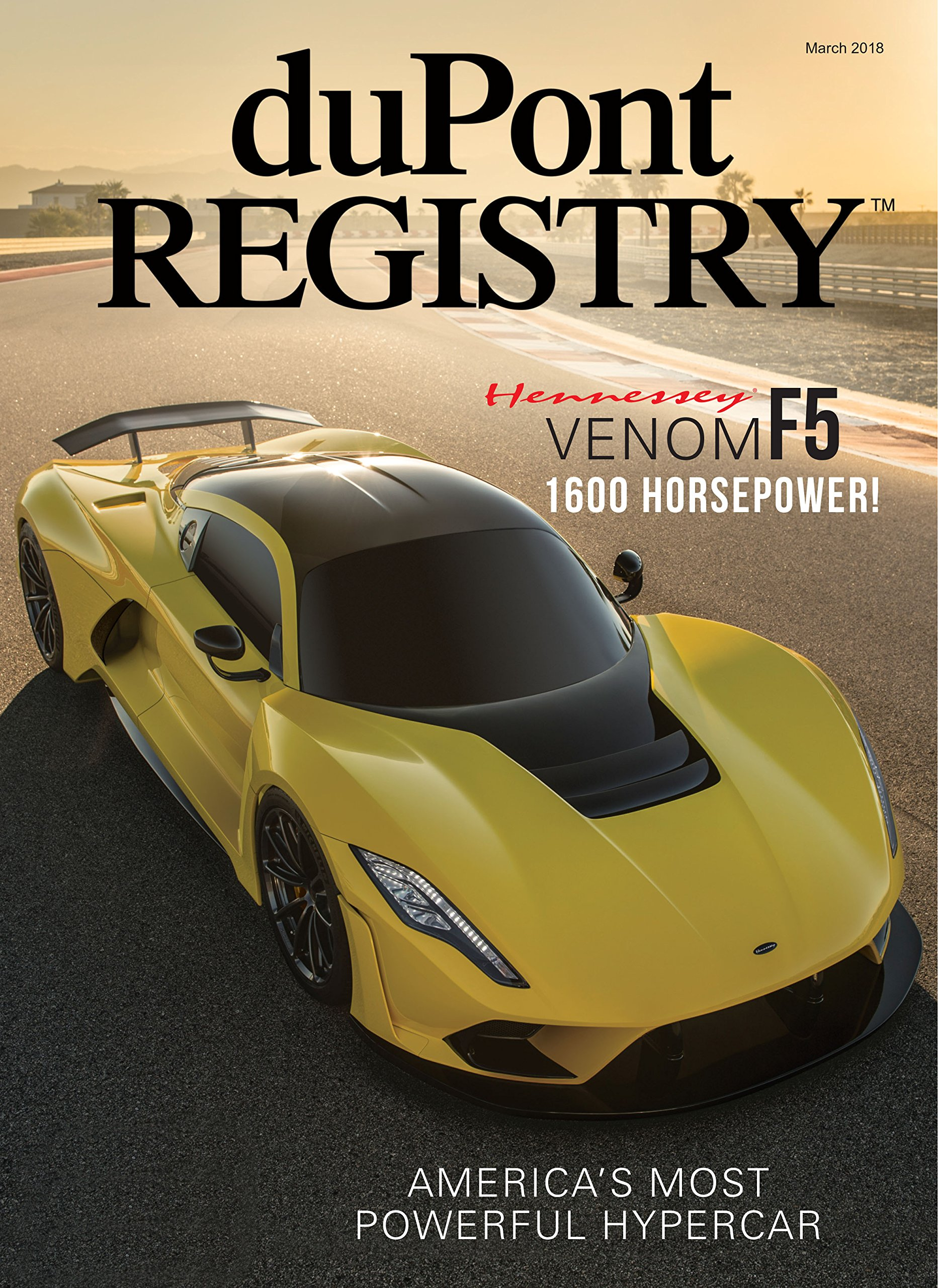 Dupont Registry Autos March 2018 Dupont Registry Amazon Com Books